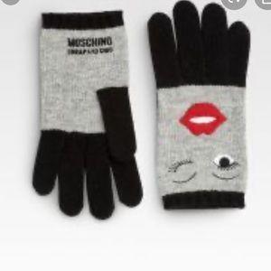 Moschino Cheap & Chic gloves